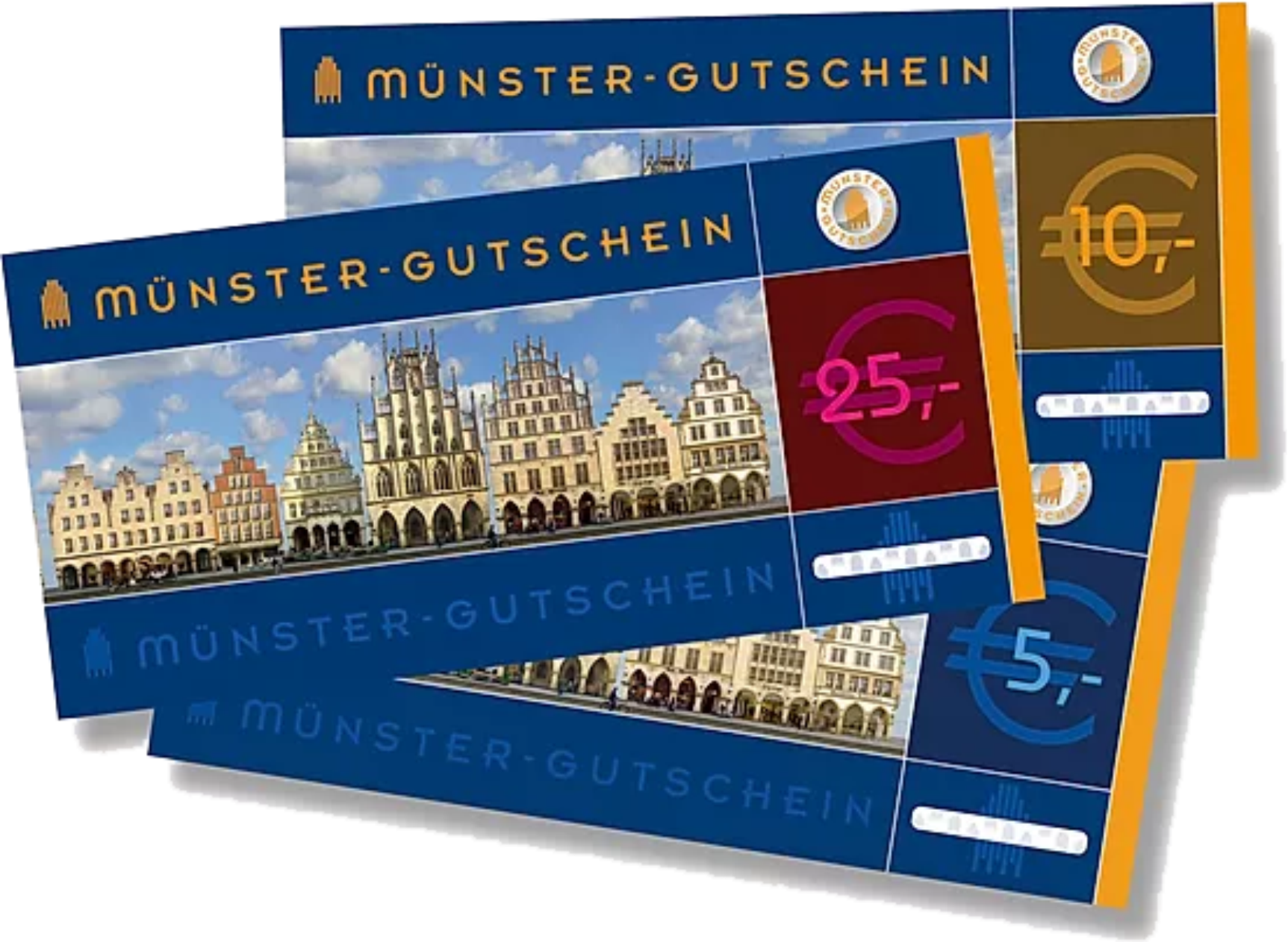 M-nster-Gutscheine