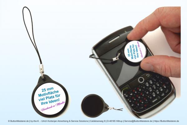 Smartphoneanhänger mit Cleaner