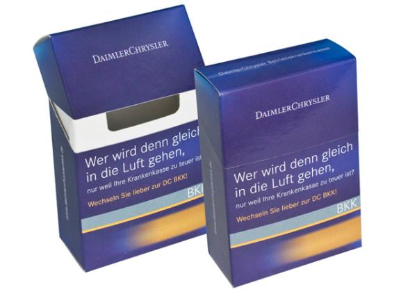 Flip-Top Box 55x86x22 mm - Kleinverpackungen