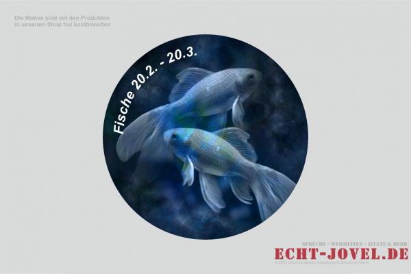 Fische - Sternzeichenmotiv 12
