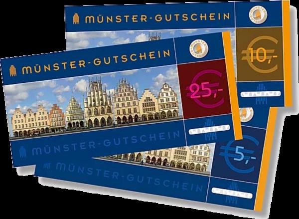 Münster-Gutscheine