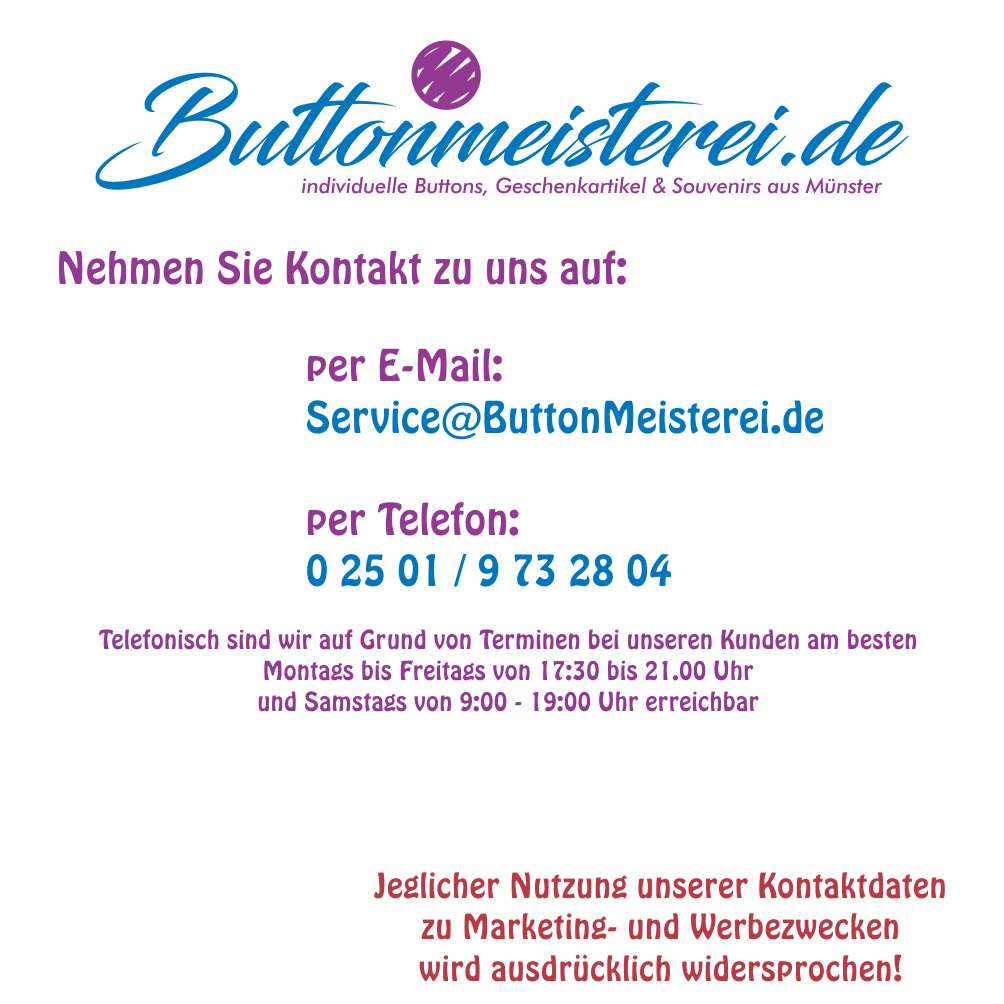Kontakt-Buttonmeisterei