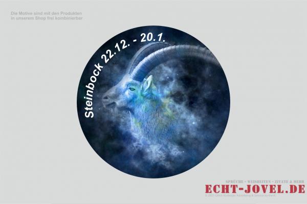 Steinbock - Sternzeichenmotiv 10
