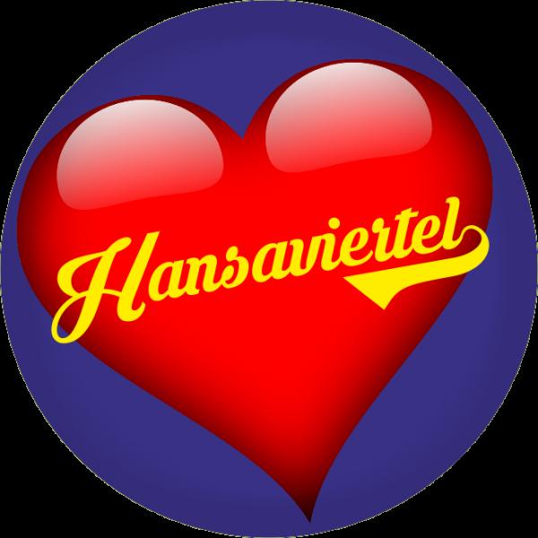 """Münster Souvenirs - Stadtteile & Viertel: """"Hansaviertel"""""""