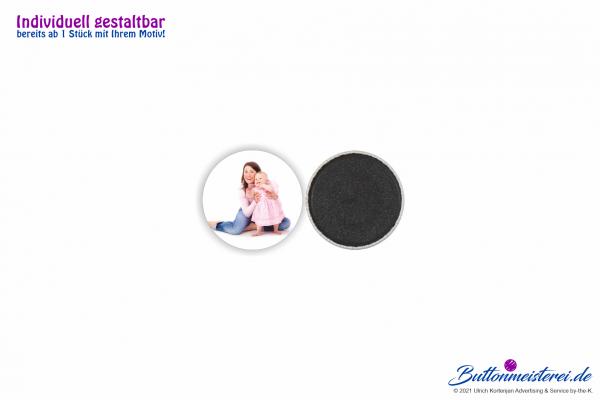 Button mit Magnet 25 mm - individuell gestaltbar