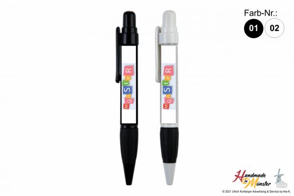 Kugelschreiber BIG PEN - rundum individuell gestaltbar
