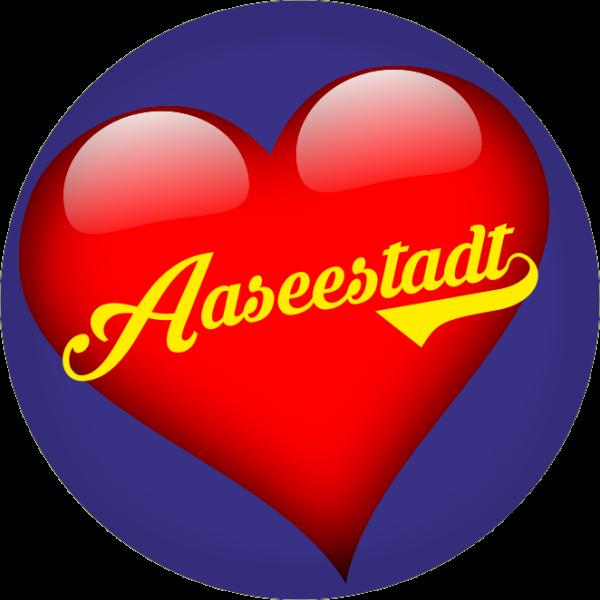 """Münster Souvenirs - Stadtteile & Viertel: """"Aaseestadt"""""""