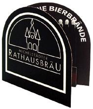 Rundbogen - Zündholzbriefchen