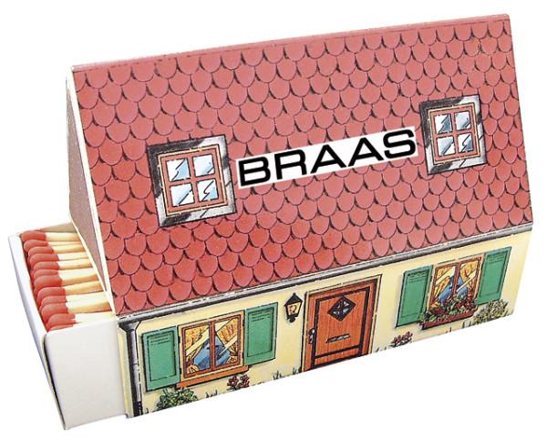 Haus B - Zündholzschachtel