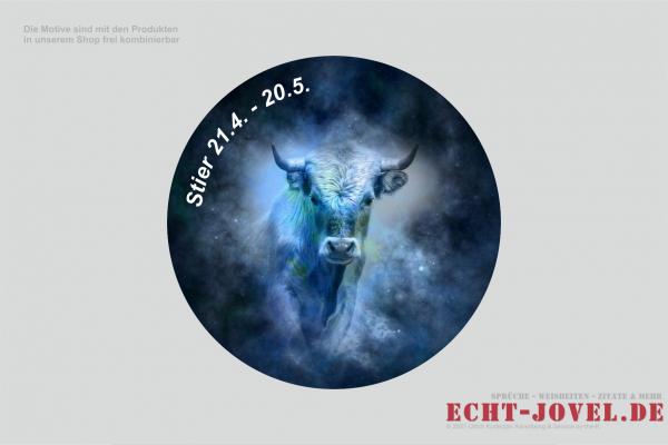 Stier - Sternzeichenmotiv S02