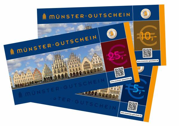 Münster Gutschein 5 Euro