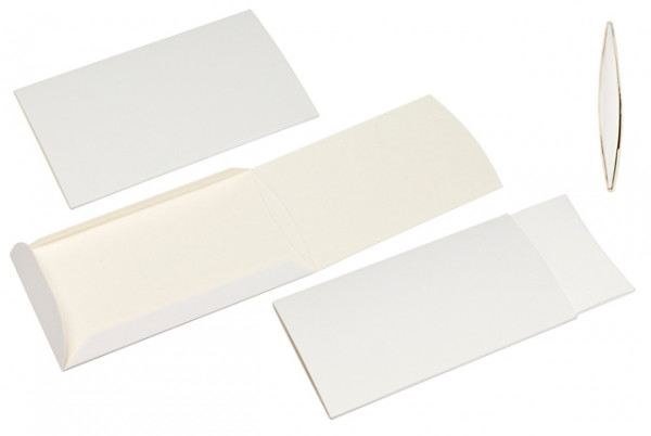 Convex Box 102x60x8 mm - Kleinverpackungen